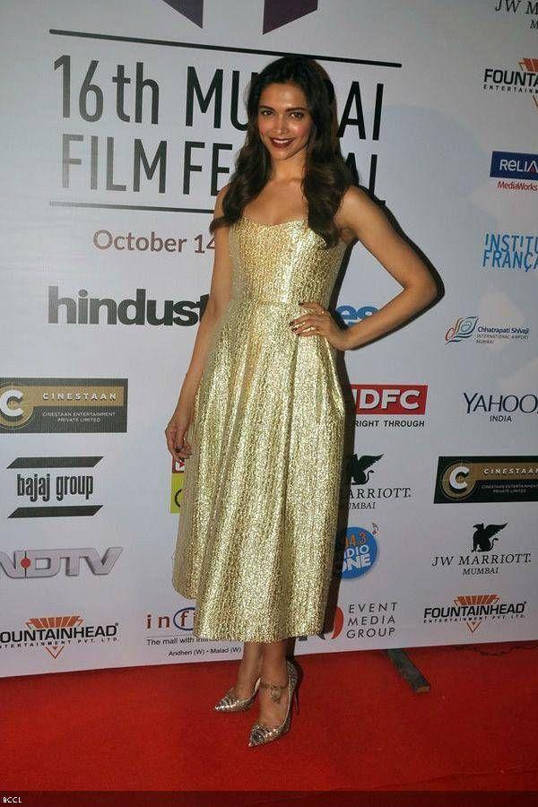 16th Mumbai Film Festival- The Navgujarat Samay Photogallery