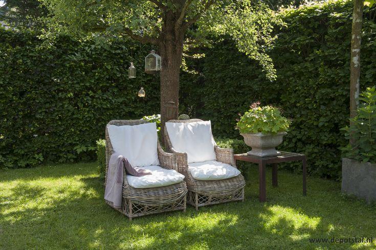 De Potstal #Valburg #outdoorfurniture #verandastoele #rietenstoelen #woonwinkel #interiordesign