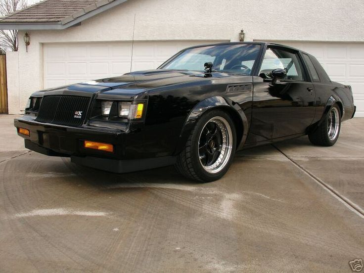 1987 Buick Grand National - Pictures - CarGurus