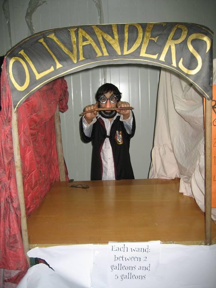Mr Olivander himself ;)