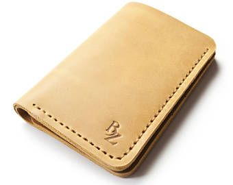 Leather Zip Around Wallet - Rain Forest 2 Simplefold by VIDA VIDA 8KZLdaH