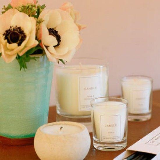 Feng shui bedroom candles
