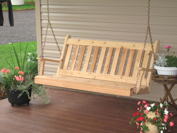 Más de 1000 ideas sobre Traditional Porch Swings en Pinterest ...