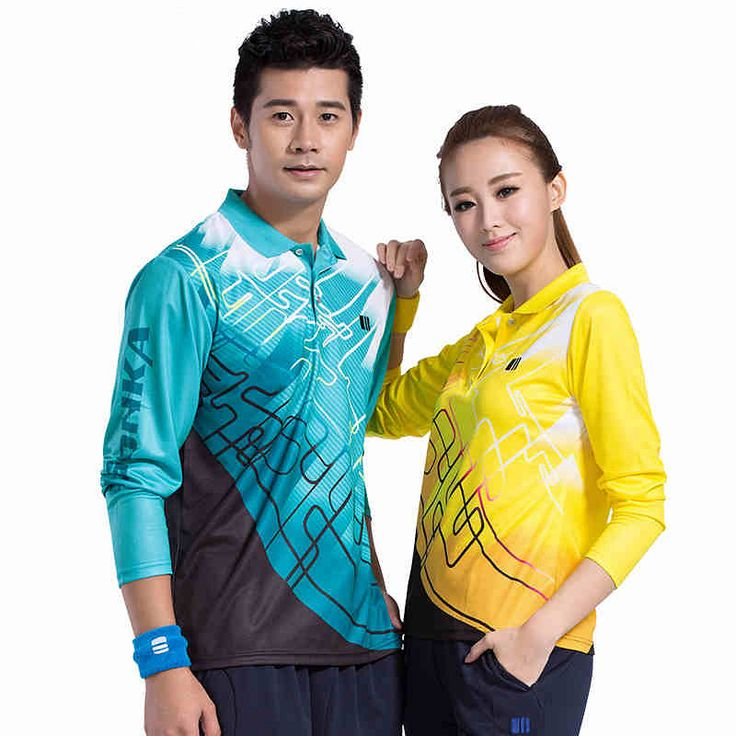 ==> [Free Shipping] Buy Best New man 17043 woman 27047 travel sports ping pong jerseys speed dry table tennis suit Polo shirt Online with LOWEST Price | 32700152227