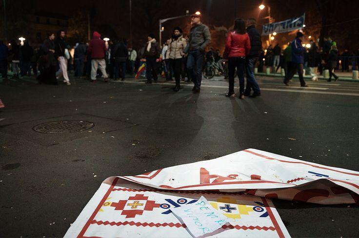 Fotoreportaj solidari cu diaspora 16.11.2014