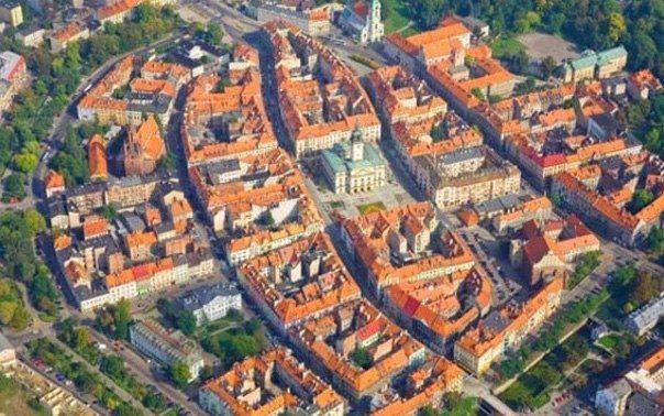 Старейший город Польши Калиш