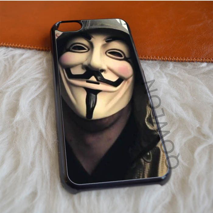 Anonymous Toulouse Nicky Romero iPhone 5C Case