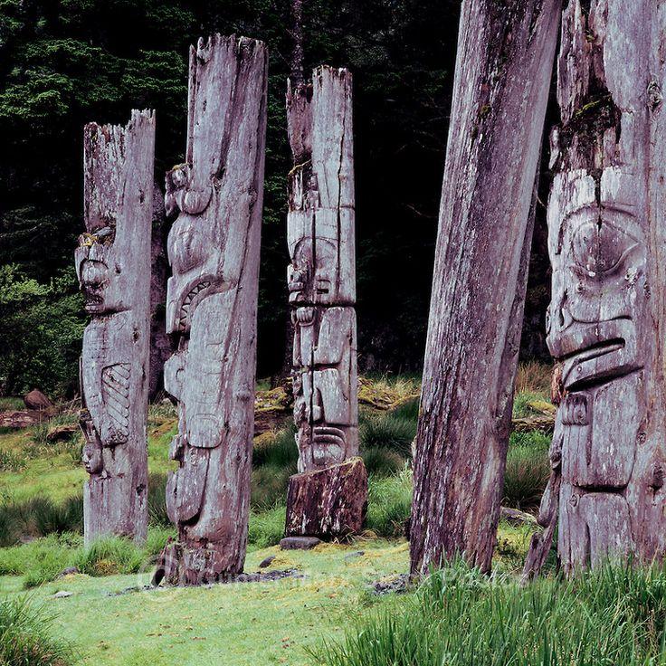 Haida Gwaii (Queen Charlotte Islands), Northern BC