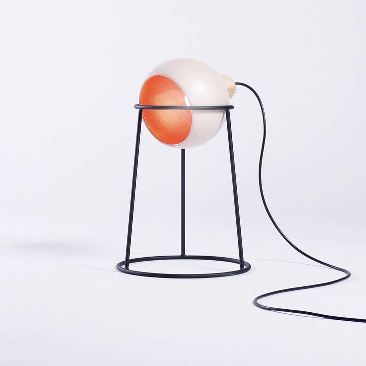 Glazer 2 table lamp by ODESD2. Designer: Maria Krasiuk.