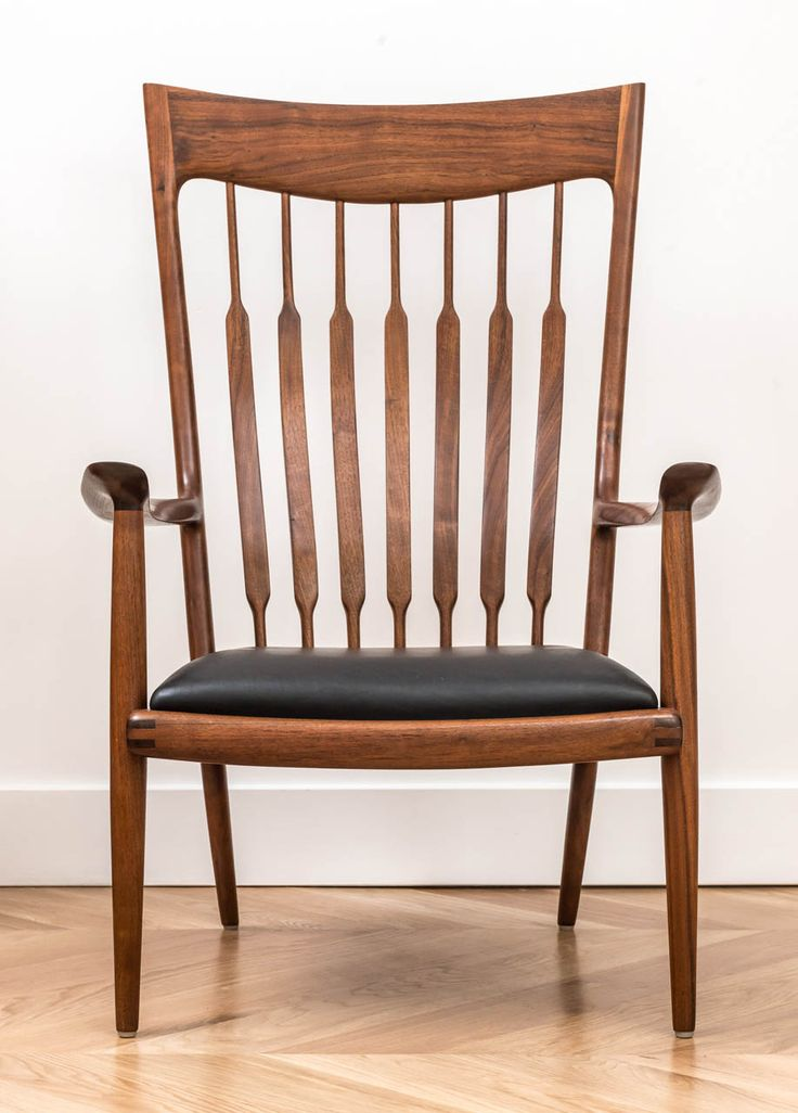 Sam Maloof Arm Chair