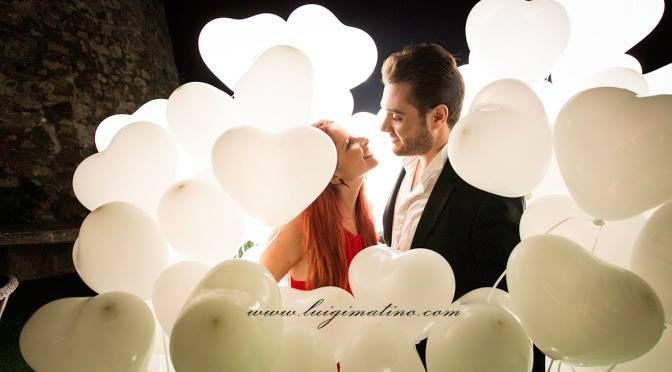 Ritratto scattato da Luigi Matino, fotografo professionista per matrimoni con stranieri in Italia