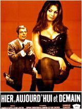 Hier, aujourd'hui, demain, Vittorio De Sica, 1963
