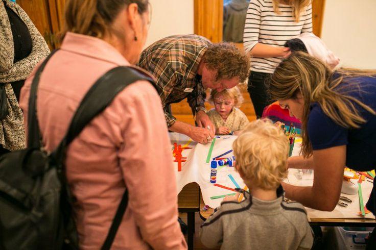Art workshop for the kids