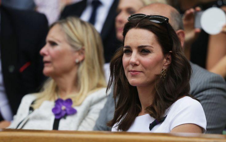 Kate et William à Wimbledon | Dans le boudoir de Kate Middleton