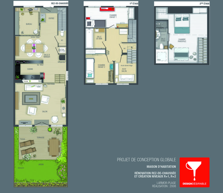 26 best deco indust images on Pinterest Home ideas, Decorating - realiser un plan de maison
