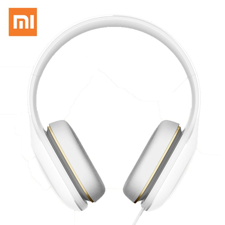 Original Xiaomi Mi Headphones Easy Version With Mic Headset 3.5mm Stereo Music HiFi Earphone Button Control Headphone //Price: $53.98//     #electonics