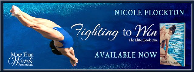 Release Blitz - Fighting to Win (The Elite: Book One) by Nicole Flockton   Title: Fighting to Win Series: The Elite: Book One Author: Nicole Flockton Genre: Adult Sports Romance Published: August 10 2016  Julia Ashland walked away from Mitch Osborn when a scandal rocked her world following the diving world championships. Now shes face to face with him again at the biggest event of the year  the 2016 Olympic Games in Rio. Not only must she fight her attraction to him she has to fight to prove…