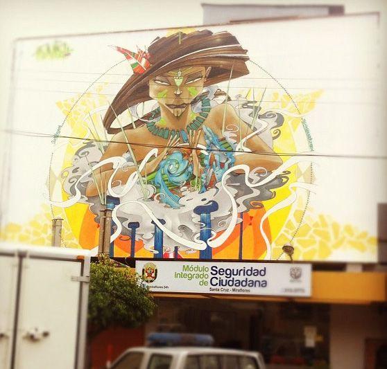 SAILE el el evento LATIR LATINO en Lima Perú
