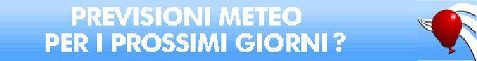 Previsioni Meteo: Temporali al CentroSud, 20°C nel Weekend