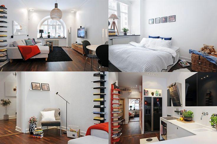 Inspirujte se malými interiéry