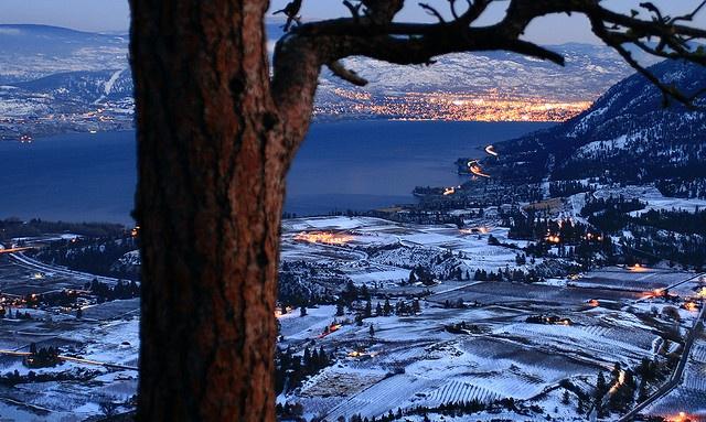 Giant's Head Mtn., Summerland, B.C., Canada