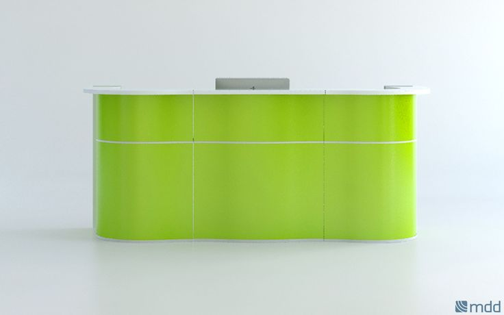 New WAVE reception desk
