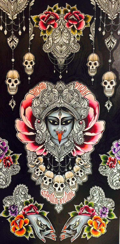 1000 ideas about hindu tattoos on pinterest tattoos sanskrit tattoo and tattoo designs. Black Bedroom Furniture Sets. Home Design Ideas