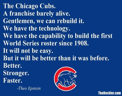 1000 Images About Chicago Cubs Quotes On Pinterest