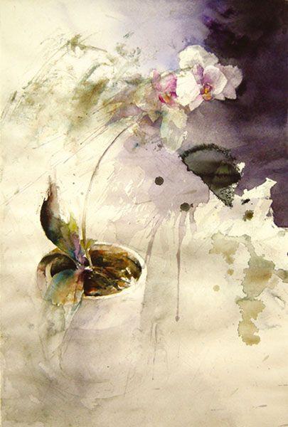 Orkide_akvarell_Lars_Eje_Larsson.jpg 405 × 600 bildepunkter