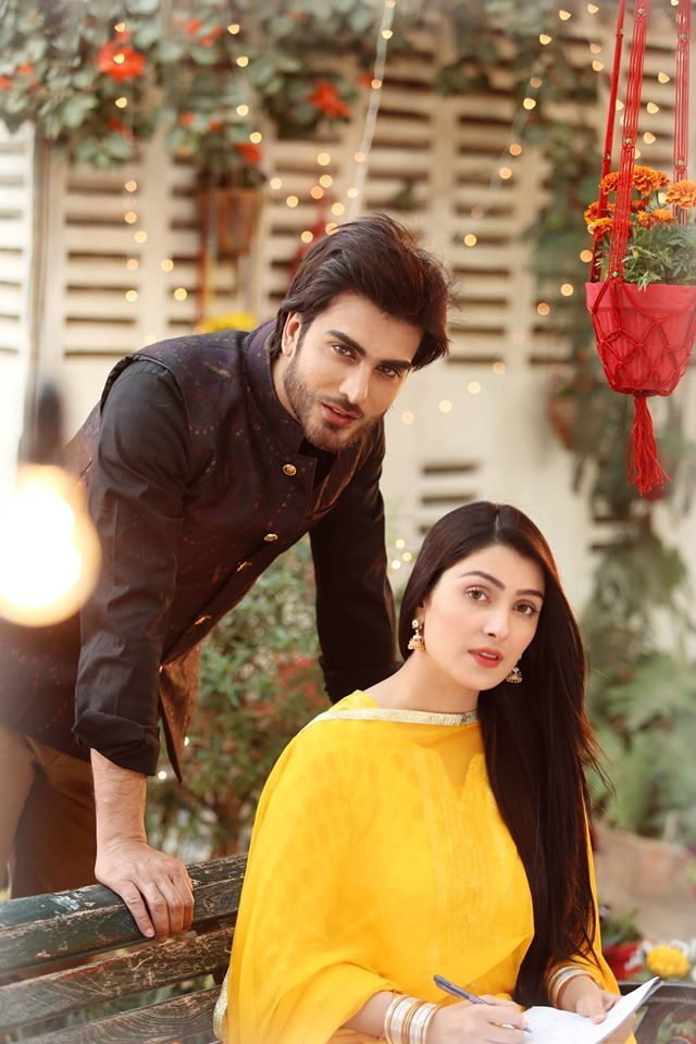 Ayeza & Imran