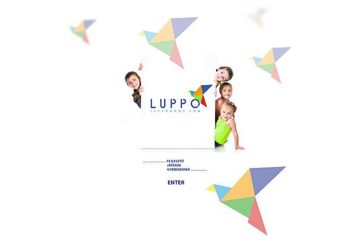 LuppoBook web site