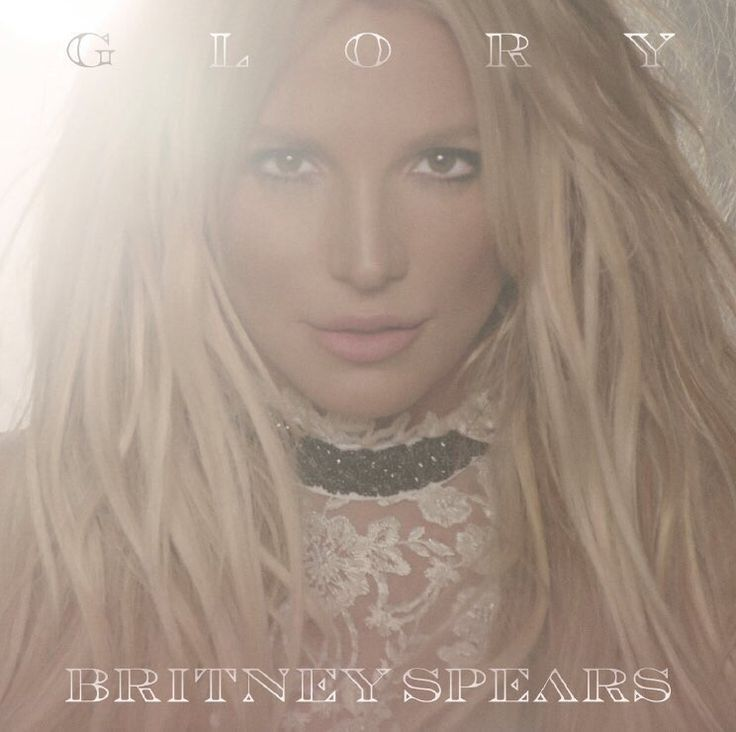 Britney Spears - Glory Available August 26, 2016