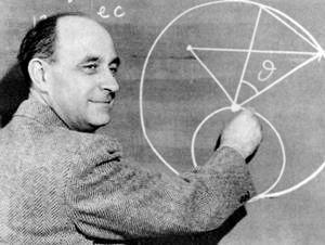 Nobel physicist Enrico Fermi