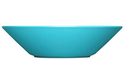 Iittala Teema syvä lautanen 21 cm, turkoosi - Prisma verkkokauppa (12.95e)