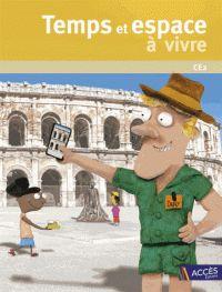 Xavier Leroux et André Janson - Temps et espace à vivre CE2. 1 DVD https://hip.univ-orleans.fr/ipac20/ipac.jsp?session=14970B4CP0084.1999&menu=search&aspect=subtab48&npp=10&ipp=25&spp=20&profile=scd&ri=&term=temps+et+espace+%C3%A0+vivre+ce2&index=.GK&x=0&y=0&aspect=subtab48&sort=