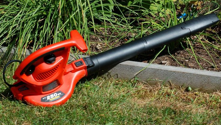 best electric leaf blower