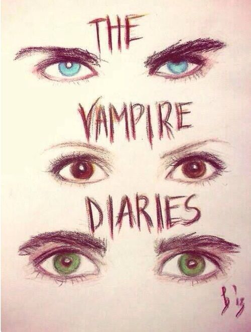 damon, tvd, and the vampire diaries afbeelding
