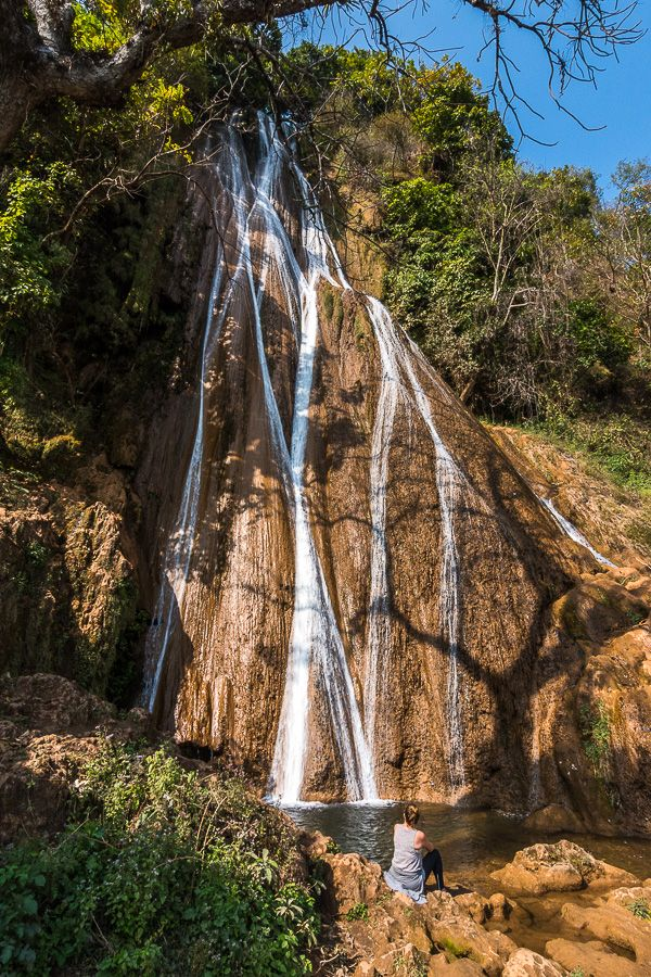 Hsipaw: Shan Village and Waterfall Trek