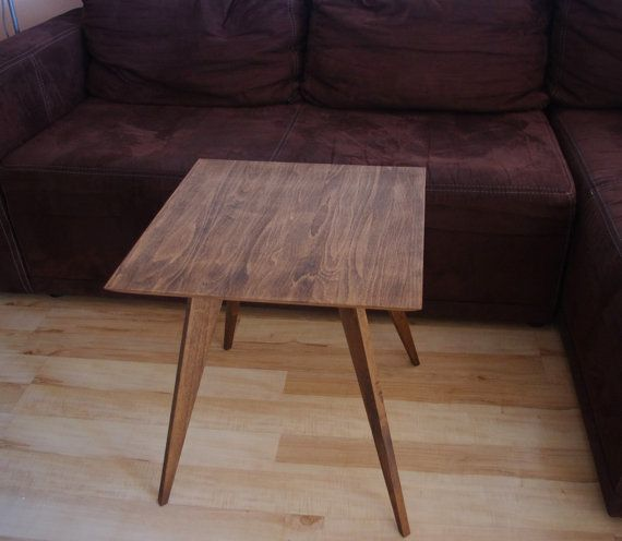 Rosewood coffee table by AdarusDesign on Etsy