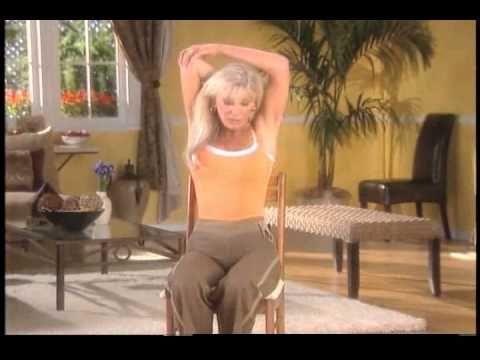 BodyFlex Бодифлекс с Грир Чайлдерс. Упражнения сидя. (+playlist)
