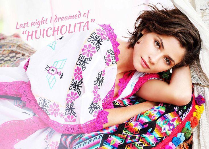 Highly Preppy Huicholita Summer Coleccion