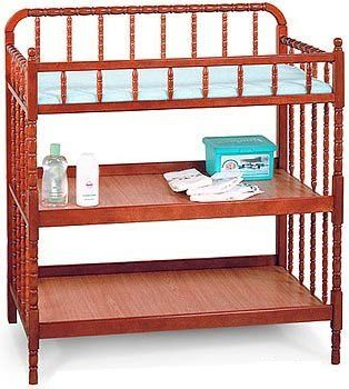 Jenny Lind Baby Changing Table By Delta By Delta Enterprises. $59.97.  Taking Its Name