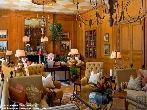 The Drawing Room By Saxony Design Build. 2010 Pasadena Showcase House Of  Design.