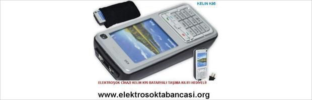 GSM Görünümlü Kelin K95 Elektroşok Cihazı 49.90TL