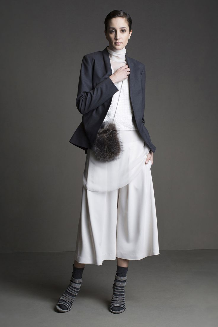 Brunello Cucinelli Fall 2015 Ready-to-Wear - Collection - Gallery - Style.com
