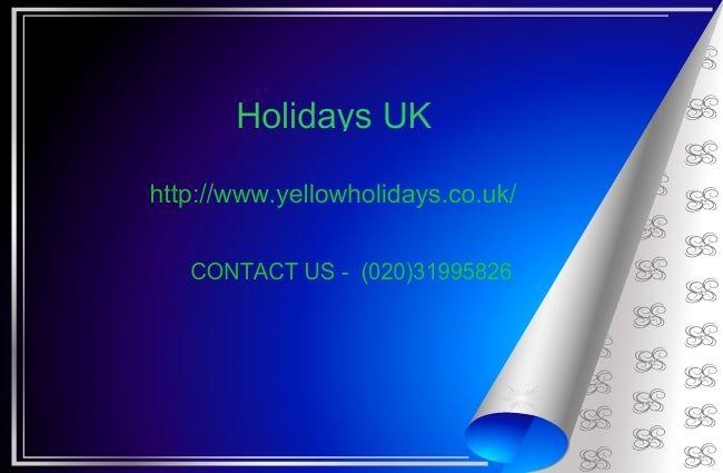 http://www.yellowholidays.co.uk/ holidays uk
