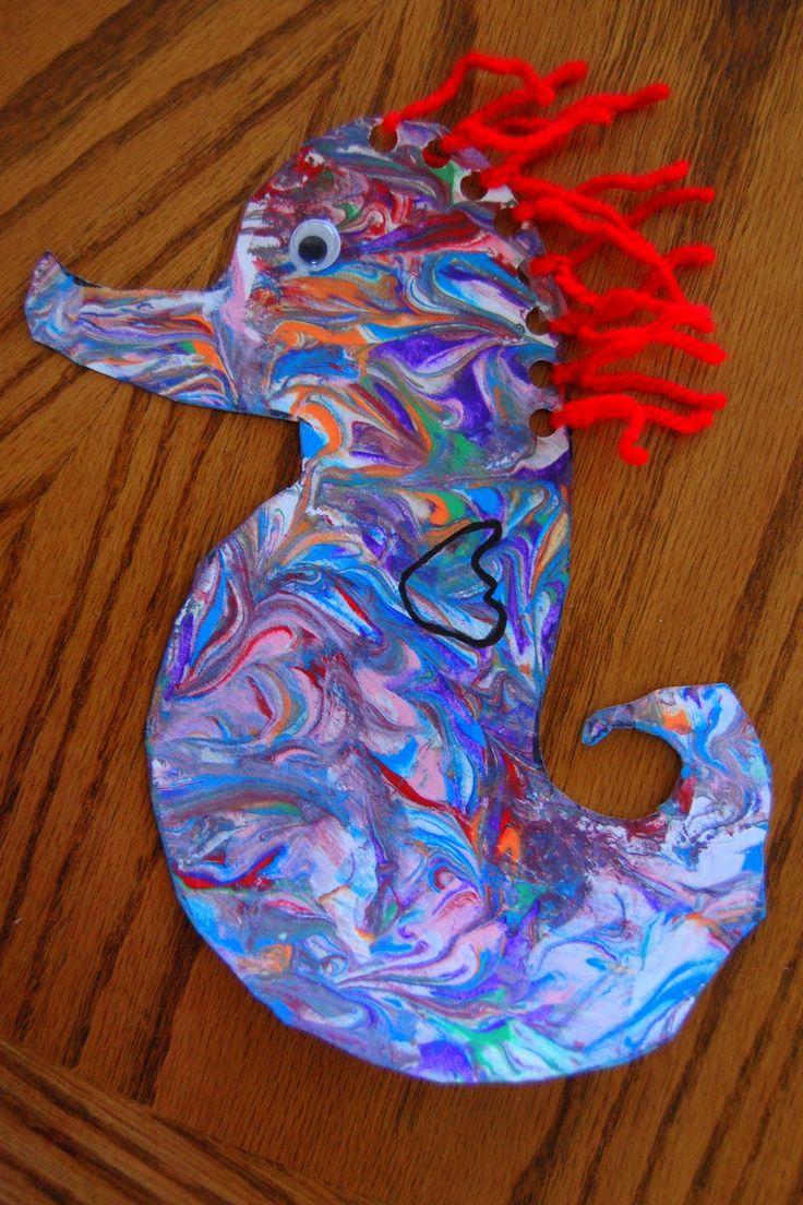 46 best ocean crafts images on pinterest ocean crafts childhood