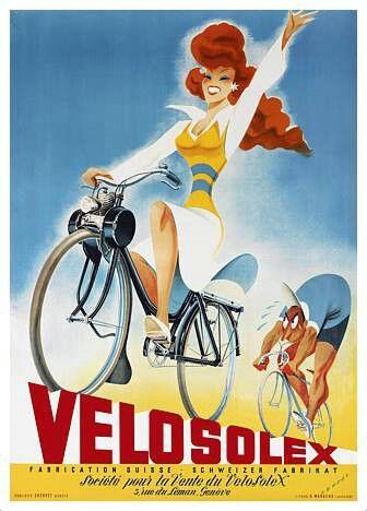 VéloSolex fabrication suisse ...
