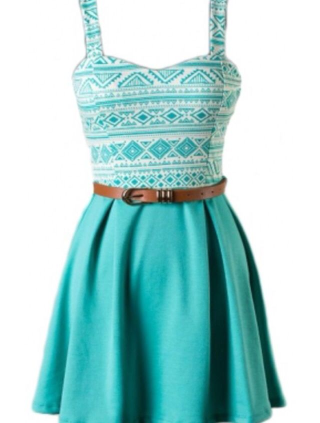 Cute spring dress: I really like this!!!