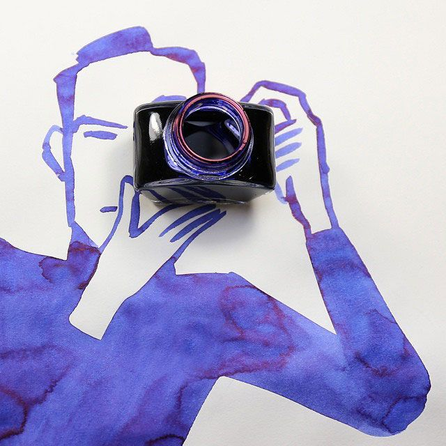 Artist Christoph Niemann Transforms Everyday Items into Whimsical Sketches - My Modern Met